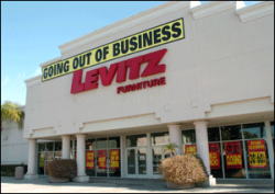 Perfect Levitz Furniture Corporation Rating:
