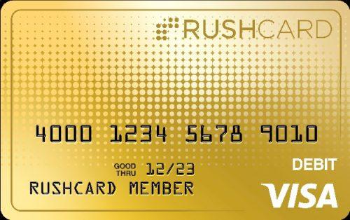 rush 24k prepaid visa rushcard - Account Now Gold Visa Prepaid Card Review