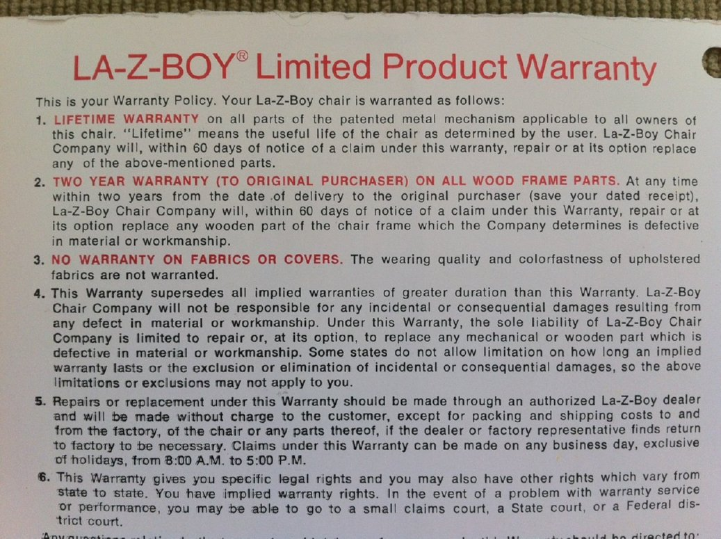 Marvelous Top 10 Reviews Of La Z Boy Incorporated