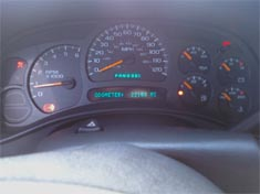 Gauge cluster stopped working
