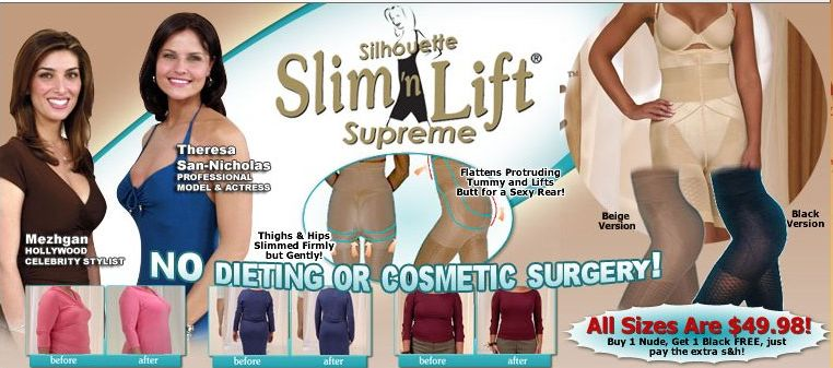 Slim 'n Lift® Silouette Review