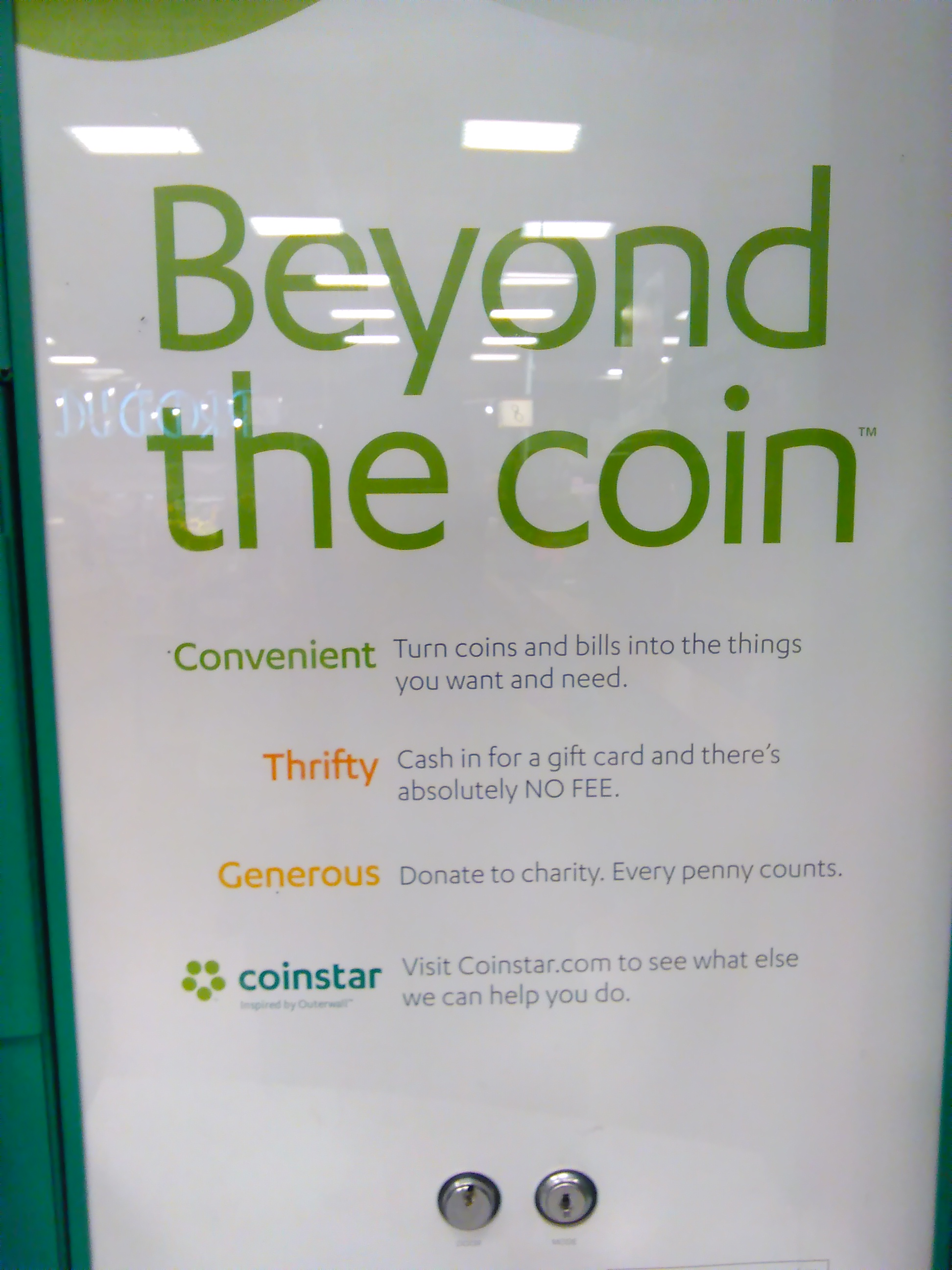 Top 10 Reviews of Coinstar
